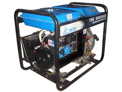 Генератор бензиновый маломощный генератор